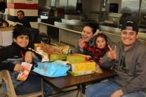 Randy Rodriguez (little boy), Gisela Villanueva (big girl), Melody Deleon (little girl), Arturo Villanueva (big boy)