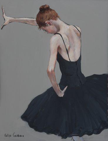 Katya gridneva_Ballerina en Black_Pastel_15x12_1.900.jpg