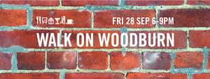 Walk on Woodburn