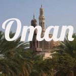 Zdjęcia z Omanu