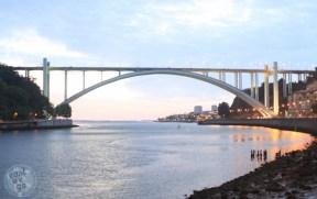 Porto - Ponte da Arrabida