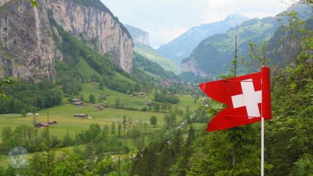 Interlaken and waterfall-13