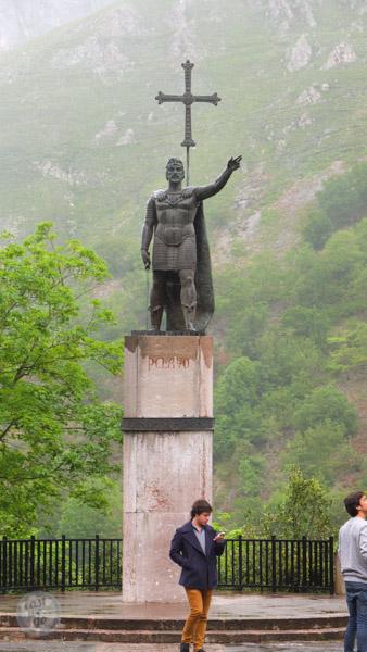 Covadonga - Pelayo - Asturias