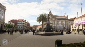 Porto - Praça dos Leões