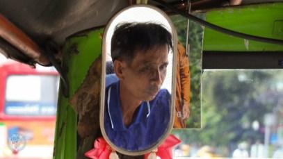 Tuk Tuk driver - Bangkok