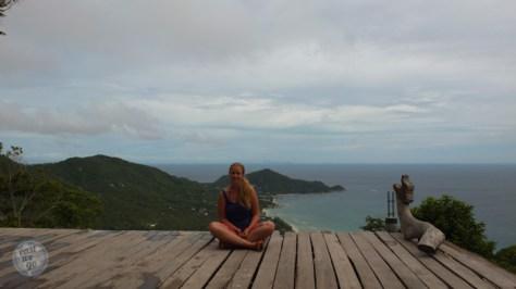 Koh Tao viewpoint - Thailand
