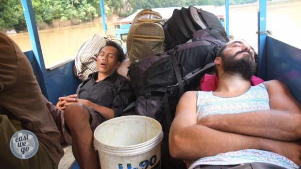 Boat Muang Khua to Muang Ngoi-12