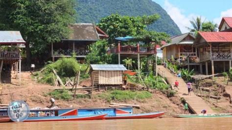 Boat Muang Khua to Muang Ngoi-13
