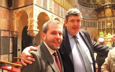 John O'Hanlon and Paul FitzGerald – Gift of Hope Fund