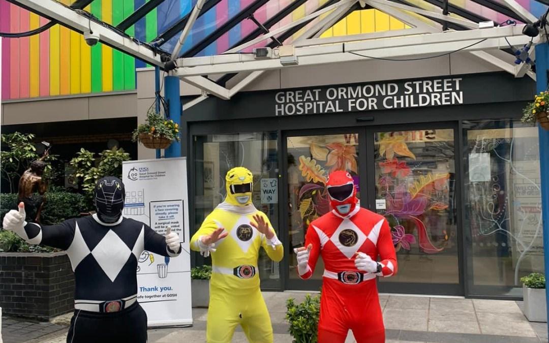 Great Ormond Street – Fundraiser Marathon