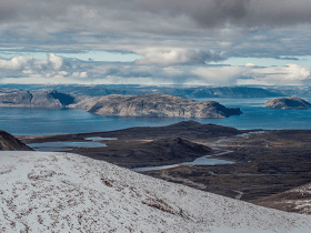 Baffin Island Mary River Mine