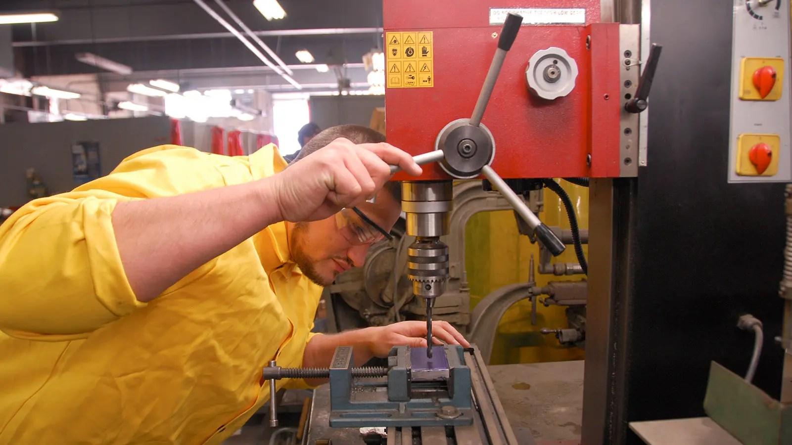 Welding Amp Metal Fabrication Schools In Nj Eastwick College