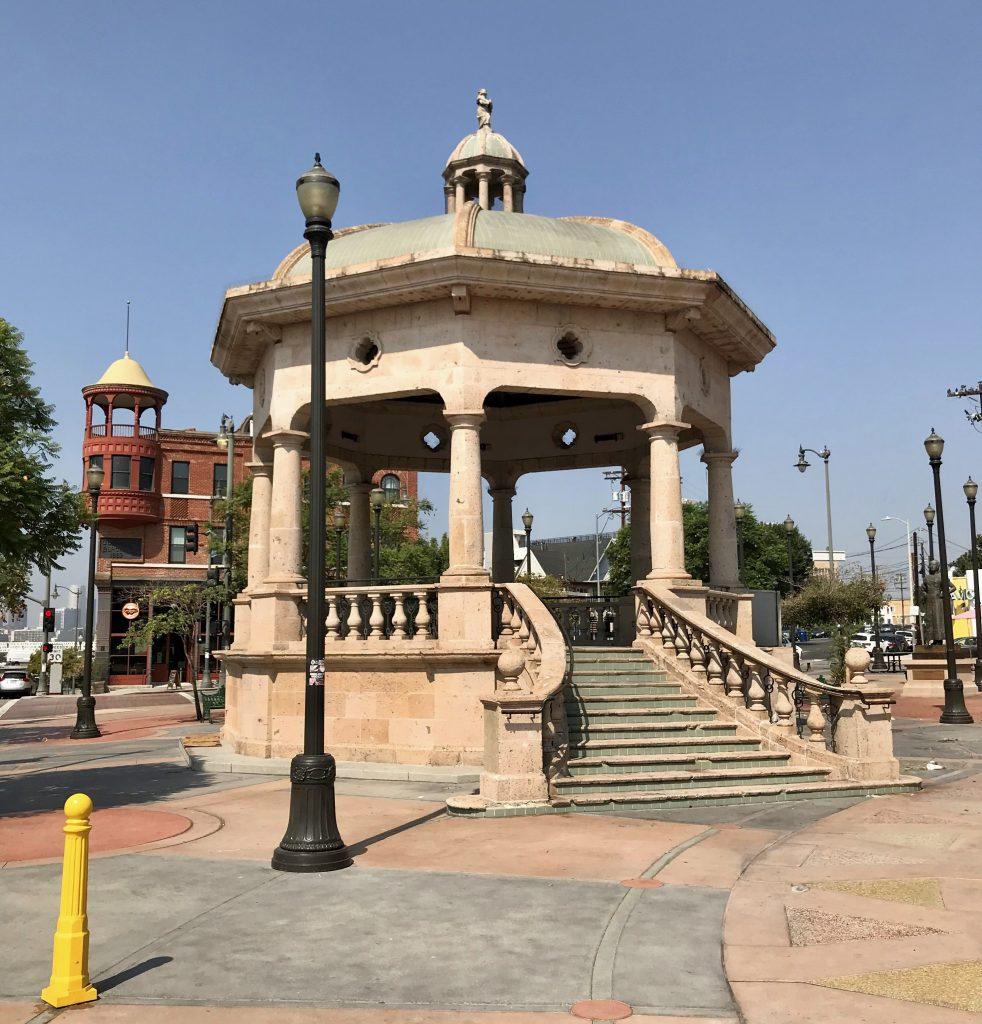 Mariachi Plaza, Boyle Heights