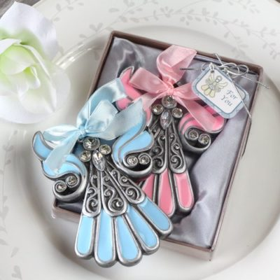 Angel baby shower ornament keepsake gifts