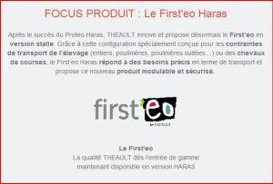 Equitana 2015 Focus First'eo