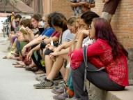 Intian viisumien odottelua Kathmandussa