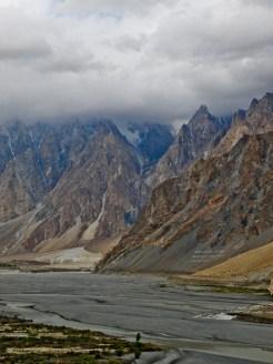 Karakorumin vuoristoa Passussa