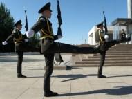 Vahdinvaihto Bishkekissä