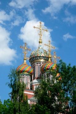 Neitsyt Marian syntymän kirkko Nizni Novgorodissa