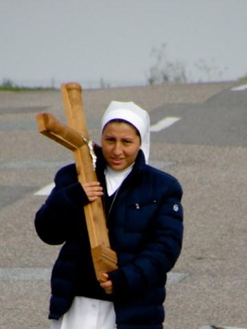 Nunna ristiretkellä