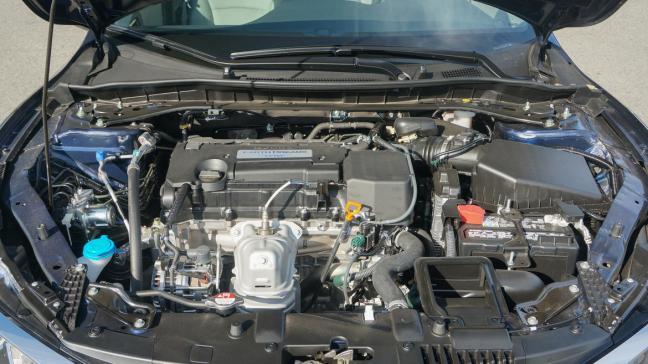 2016 Honda accord engine