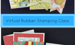 Virtual Rubber Stamping Class