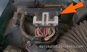 Part 1 Troubleshooting the Ignition Module (Ford 46L