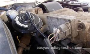 Part 1 How to Test the Ford EGR Valve EGR Vacuum Solenoid, DPFE Sensor