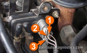 Part 1 How to Test the Ford EGR Valve EGR Vacuum Solenoid, DPFE Sensor