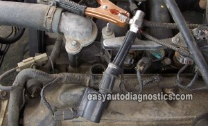 Part 2 How to Test the Ford 46L, 54L CoilonPlug Ignition Coils