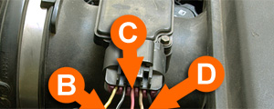 Part 1 How to Test the GM MAF Sensor (P0100, P0101, P0102