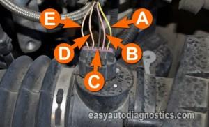 Part 1 How to Test the GM MAF Sensor (P0100, P0101, P0102, P0103)