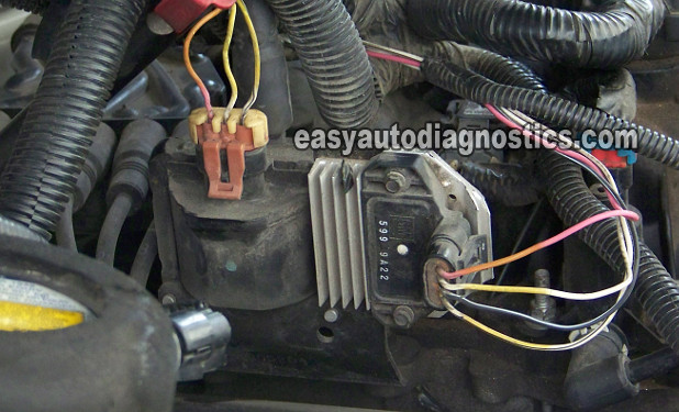 Part 1 -How To Test The GM Ignition Control Module (1995-2005