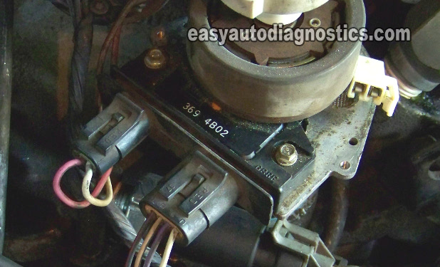 Part 1 -How To Test The GM Distributor Mounted Ignition Module