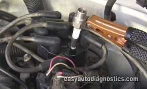 Part 3 How to Test the GM Distributor Mounted Ignition Module