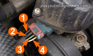 Part 1 Testing the Power Transistor, Ignition Coil, and Crank Sensor