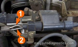 Part 1 Testing the Power Transistor, Ignition Coil, and