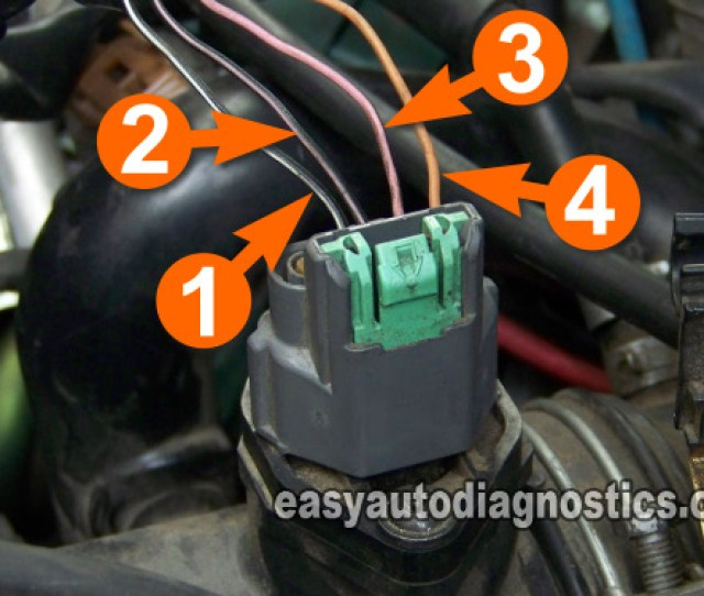 Part 1 Mass Air Flow Maf Sensor Test 3 5l Nissan Pathfinder 2001
