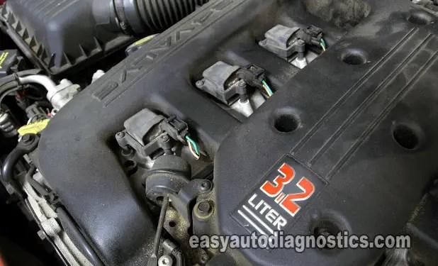 Part 1 How To Test The Cop Coils Chrysler 3 2l 3 5l