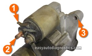 Part 1 How to Bench Test a Starter Motor (Step by Step)