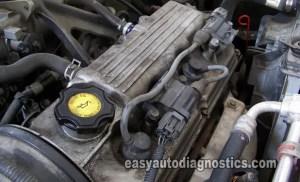 Part 1 How to Test the Ignition Coils Suzuki: Swift, Vitara  Chevy: Metro, Tracker