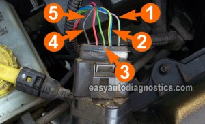 Part 1 VW Mass Air Flow (MAF) Sensor Test (5 Wire Type)