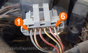Part 2 Ford Ignition System Circuit Diagram (19941995 49L, 50L, And 58L)