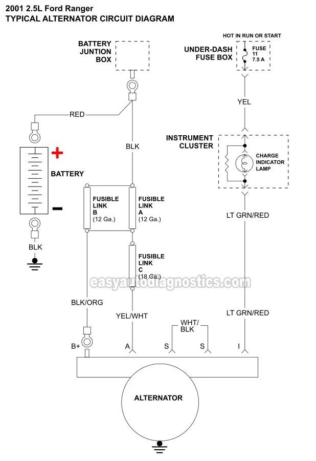 🏆 diagram in pictures database basic jeep alternator