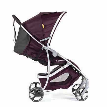 babyhome emotion lightweight stroller