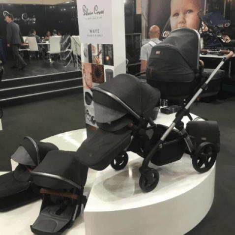 silver cross wave stroller accessories