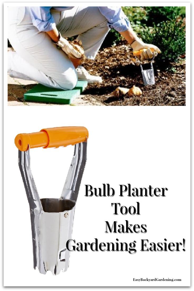 Flower Bulb Planting Tool