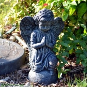 How To Verdigris Paint Your Own Garden Figurines and Décor