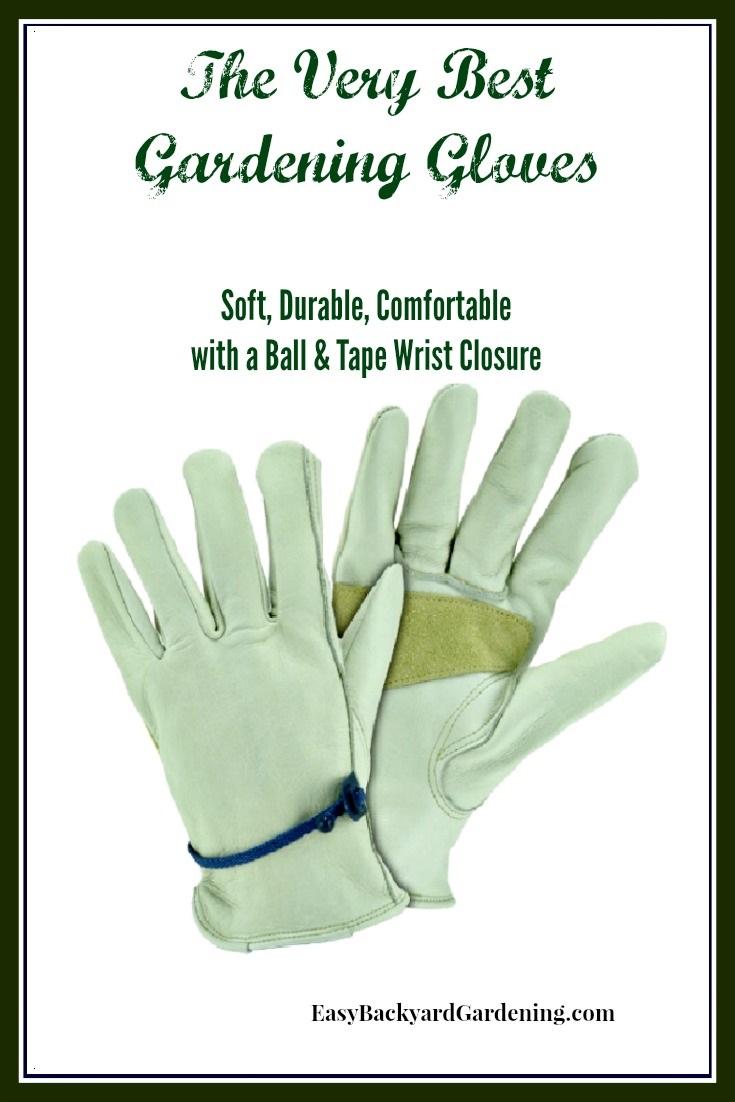 Blue Hawk Garden Work Gloves