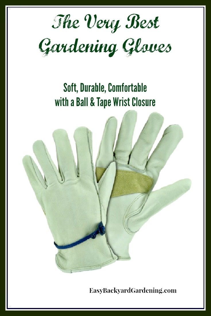 Blue Hawk Garden Work Gloves